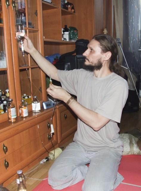 Як зробити крапельницю з соди в домашніх умовах